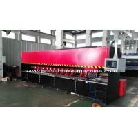 Buy cheap CNC Plate V Grooving Machine Equipped 380V 60HZ , V Groove Cutter High Efficiency product
