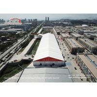 Buy cheap 6m Height 5000sqm Aluminum Outdoor Exhibition Tents For Temporary Tradeshow Car Show from wholesalers