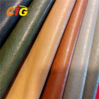 Buy cheap Printed Memory Waterproof Synthetic Leather Fabric With SGS / ROHS product
