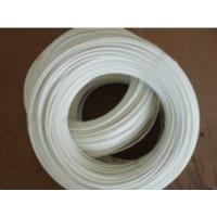 Buy cheap Inside Silicone Rubber Fiberglass Sleeving Outside Fiberglass Tubes SGS Certification product