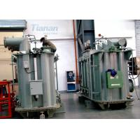 Buy cheap Oil Immersed 3 Phase Power Transformer Electrical Oltc For Indoor / Outdoor product