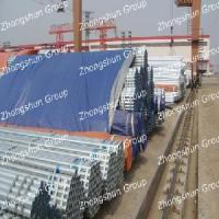 "Buy cheap 4"" ERW Galvanized Pipe (DN10-DN250) product"