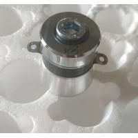 Buy cheap 40K High Frequency Ultrasonic Transducer For Industry Cleaning Devices product