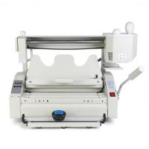 China Desktop Book A4 Binding Machine on sale