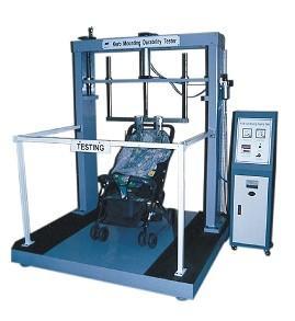China Baby Handel Strollers Testing Machine , LED Fatigue Test Machine on sale
