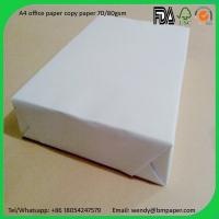 Buy cheap 80GSM Colorful and white color Copy Paper Printer Paper with A4 Letter Size product