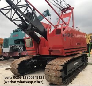 Buy cheap Hitachi Kh125 Lattice Boom Used Cranes 35 Ton 29m Max Lifting Height product