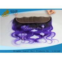 Buy cheap Rebecca Fashion Ombre Brazilian Virgin Hair Weave Human Hair Extension from wholesalers