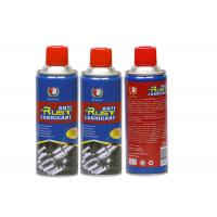 Buy cheap Eco Friendly REACH Anti Rust Lubricant Spray Car Care Product product