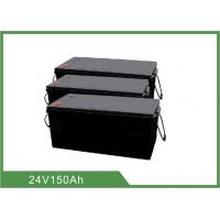 China 24V 150Ah LiFePO4 Battery Pack with BMS for LED light / Solar street light on sale