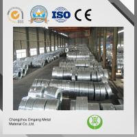 Buy cheap Chromating Treatment Zinc Coated Steel For Shutters / Awnings / Siding product
