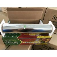 Buy cheap Fresh Keeping Restaurant Aluminum Foil For Food Wrapping High Purity product