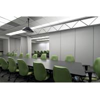 Buy cheap Professional Folding Wall Acoustic Movable Room Dividers For Conference Room product