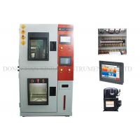 Heat / Cold Humidity Climatic Test Chamber Double Layers Insulated Airtight Doors