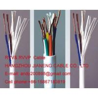 Buy cheap Sell Cables Video RVVP,Cables Control, Cable RVV,Power Cable product