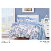 Buy cheap Disperse Printing Cotton Polyester Bed Set King Size / Queen Size / Full Size product