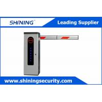 Buy cheap Electrical Gate Arms Barrier Gates / Parking Control Gates For Highway Or School product