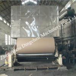 Buy cheap good quality kraft paper machine, corrugate paper machine product