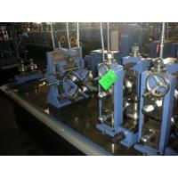 Buy cheap ASTM A53 Steel Tube Making Machine Hot Rolled Steel 2.0 mm - 6.0 mm Uncoiler from wholesalers