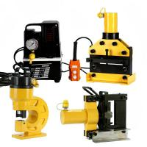Buy cheap Portable 12x200mm Copper Busbar Bending Machine , Busbar Cutting Bending Machine from wholesalers