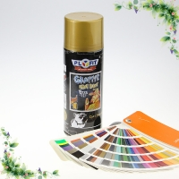 Buy cheap High Visible Graffiti Aerosol Paint Colorful Spray Paint Fading Resistant product