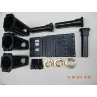 Buy cheap Custom design CNC milling aluminum part with black color anodize finish product