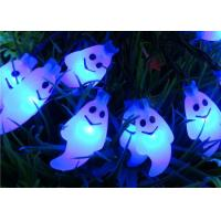 Buy cheap Cute Ghost Outdoor Solar String Lights Waterproof Decorative For Halloween product