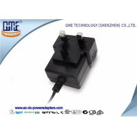 Buy cheap Wall Mount UK plug AC DC Switching Power Supply 10V 0.8A 1 year Warranty product
