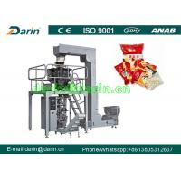 China High performace Vertical Packing Machine for snack potato chips on sale