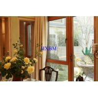 Buy cheap German Standard Pure Wood Hardwood Window Frames With Triple Glasses product