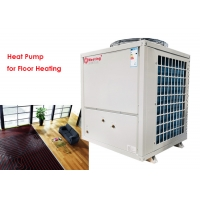 Buy cheap 21KW Meeting md70 air to water heat pump dhw, heatpump air source with ducting product