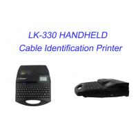 Buy cheap Handheld Ferrule Printing Machine Professional Electronic Wire Marking Lettering Printer product