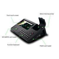 Buy cheap Android POS Payment Terminal With Receipt Printer For Tikcet Processing product
