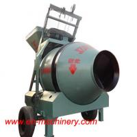 Buy cheap JZC350 Small Chinese Portable Mobile Type Concrete Mixer With Pump product