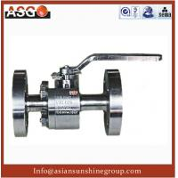 Buy cheap A182 F316 Stainless Steel Hard Seal Floating Ball Valve- Ball Valve-Valve-ASG product