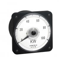 Buy cheap Moving Coil Analog Electric Meter, 110*110mm Analogue Panel Ammeter Three Phase product