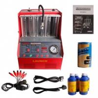 Buy cheap LAUNCH CNC-602A Fuel Injector Cleaner Machine & Tester 220V - Ultrasonic Cleaning product