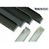 Buy cheap 6063-T5 AA20Um Clear Aluminum Solar Panel Frame / Aluminum Solar Mounting Frames from wholesalers
