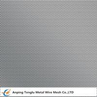 Buy cheap Stainless Steel 316 Perforated Metal |Round Hole Staggered Type with 1mm Thickness product