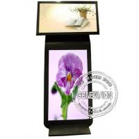 "Buy cheap CE / ROHS Kiosk Digital Signage , 55.52"" Color LCD Screen product"