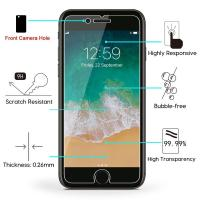 Buy cheap High Touch Sensitivity Anti Broken Screen Protector , Anti Spy Screen Protector product