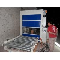 Buy cheap 380V / 50HZ Goods Air Shower Pass Box With Auto Roll Conveyor Line product