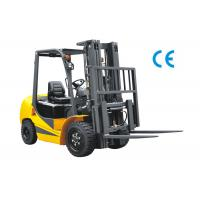 Buy cheap Pneumatic Tyres Four Wheel Forklift 3 Ton 2350mm Turning Radius Comfortable Operation product