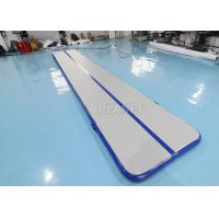 Buy cheap PVC 6m Tarpaulin Inflatable Gymnastics Mats For Fitness product