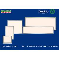 Buy cheap IP40 DALI Dimming 40W CCT 3000K-6000K LED Flat Panel Lights For Home product