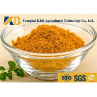 Buy cheap Natural Dried Fish Powder 60% Protein Content With Healthy Raw Material product