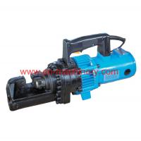 Buy cheap Cutting Machine with Small Portable Electric Steel Bar Cutter product