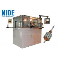 Buy cheap AC Servo Small Wire Winding Machine , Automatic Winding Machine For Dc Motor / from wholesalers