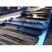 Light Pole cut to length line machine for  2 - 6mm thickness Lamp Post cutting machine