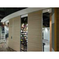 Buy cheap MDF Office Movable Wall Soundproof Folding Partitions Fire - Proof And Flame - Retardant from wholesalers